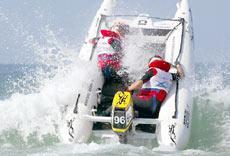 состязания катамаранов Zapcat стали одним изнаиболее динамично развивающихся моторных видов спорта вЕвропе