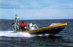 Полезные мелочи для надувной RIB лодки