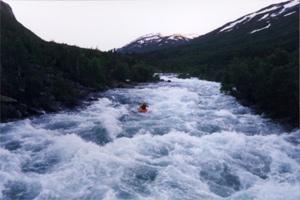 Норвежская речка